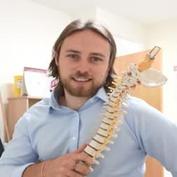 Samuel Camps - Chiropractor - Caterham Chiropractic Clinic