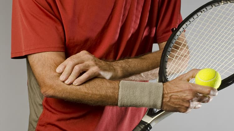Tennis Elbow Treatment at Caterham Chiropractic Clinic in Surrey